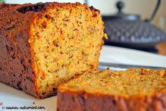 Cake carottes et noisettes