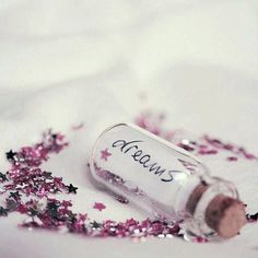 I feel like this could be a good table decoration. Put different meaningful words into the bottles for people to read and enjoy.