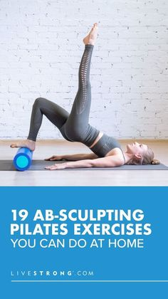 pilates ab workout