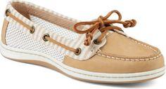 Sperry Top-Sider Firefish Stripe Mesh Boat Shoe
