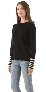 Marc, by Marc Jacobs: Zag cashmere sweater