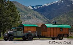 Vintage-Truck-and-Sheepherder-Wagon