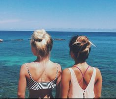 60 images about bff on we heart it Photo Summer, Summer Of Love, Videos Instagram, Photo Instagram, Ibiza, Voyager C'est Vivre, Photo Voyage, Ruffled Bikini Top, Good Vibe