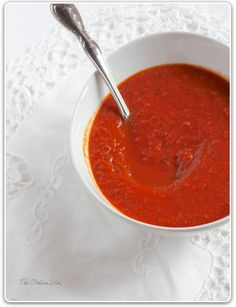 The Italian Dish - Posts - My Tips For Homemade MarinaraSauce  Making this right now,  using fresh tomatoes instead of canned, also added some red wine. Never made pasta sauce from scratch before, but this is amazing! Having it on gnocchi with chicken, mushrooms and olives for dinner :)