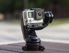 Sybrillo stabilizes your GoPro to shoot steady videos on the move.