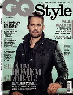 GQ - Paul Walker