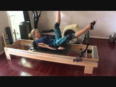 Pilates Inner Thigh and Ab Workout - YouTube