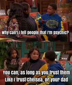 When Booker wants to reveal his powers to increase his popularity at school, Raven warns him to keep his psychic powers a secret. Disney Live, Disney Stuff, Live Action Movie, Action Movies, Raven Symone, Ravens Home, That's So Raven, Disney Shows, Last Man Standing