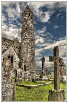 Rock of Cashel (Ireland)