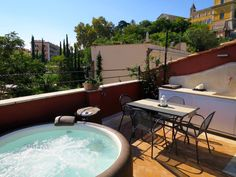 Trastevere penthouse with Spa