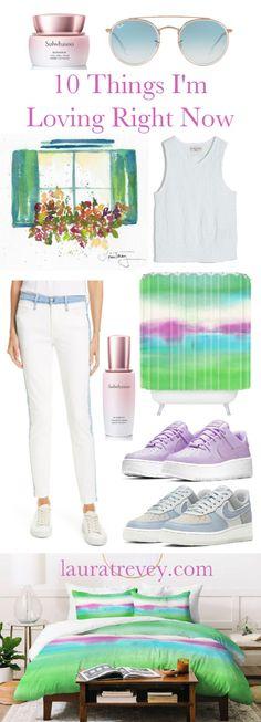 Summer New Arrivals - 10 Things Im Loving | Laura Trevey