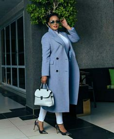 Curvy, Lady, Coat, How To Wear, Jackets, African, Beautiful, Winter, Girls