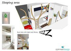 Bed inspiration Sheet Bedding Inspiration, Bed Lights, Episode 3, Bunk Beds, Bed Sheets, Storage, Room, Furniture, Design