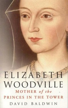 Elizabeth Woodville: Mother of the Princes in the Tower (1437 - 1492) Queen consort to Edward IV of England (her 2nd marriage) Mother to 10 children by Edward. 15th GGMother