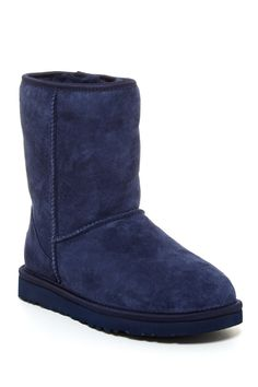 Classic Short Crystal Bow UGGpure(TM) Lined Boot