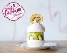 French Cancan's Kiwi Macaron with White Chocolate Cream / Moore Wilson's Wine Direct, Almond Cream, Green Curry, Ground Almonds, Making 10, Latest Recipe, Chocolate Cream, Cream Recipes