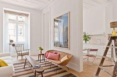 Baixa House - Apartamentos con servicio en alquiler en Lisboa ::: 2ª planta