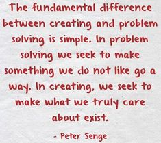 difference between problem structuring problem solving Problem structuring and policy sense-making:  the traditionally researched issues of problem solving and  there is a difference between a condition and a .