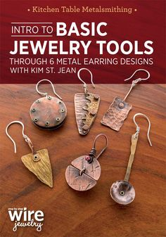 You'll love this if: You adore jewelry and want to make your own! You want to learn basic jewelry-making techniques from an expert. You aren't sure what tools you need to get start