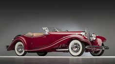 This 1935 Mercedes-Benz 500 K Roadster, one of 29 built, will be returning to German family.