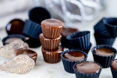 Lakritsknäck | Fredriks fika Swedish Traditions, Fika, Piece Of Cakes, Christmas Candy, Fudge, Mini Cupcakes, Holiday Recipes, Nom Nom, Food Porn