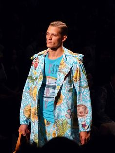 ETRO Spring/Summer 2015 - Milan Fashion Week -http://olschis-world.de  #ETRO #SS15 #MFW