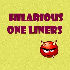 Hilarious One Liners #lol #Humor #fun #Funny