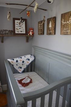 Woodland Nursery Decor Ideas