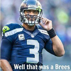 Seahawks beat the Saints