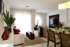 Como decorar apartamentos pequenos - http://dicasdecoracao.net/como-decorar-apartamentos-pequenos/