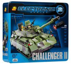 Tank Challenger II (IR) COBI-21902