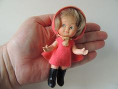 boneca antiga - kitty da estrela - anos 60 - muitooo lindaaa