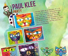 Paul Klee art