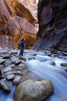 Narrow+Zion+Death+Valley+National+Park | Zion Narrows