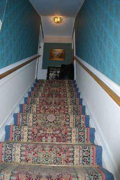 Oriental Carpet Stair Runner