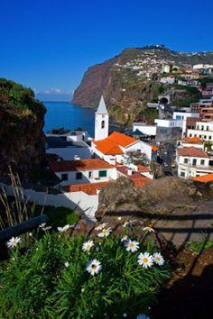 Câmara de Lobos - Ilha da Madeira
