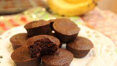 Dark Chocolate Banana Bites
