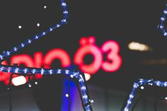 Ö3-Weihnachtswunder, Christmastime, lower austria Austria, Neon Signs, Tours, Logo, Logos, Environmental Print