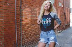Good Vibe Tribe Ladies Yoga apparel, Yoga shirt, Yoga tank, Yoga tee, Yogi