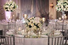 Casamento branco e contemporâneo | Noivinhas de Luxo