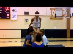 front flip - wkc stunt (cheer) - YouTube