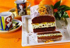 Prăjitură cu cremă de portocale   Click! Pofta Buna!