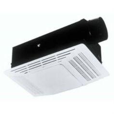 Broan Heater Bath Fan Light Combination Bathroom Ceiling Ventilation Exhaust New