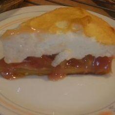 Rhubarb Torte Allrecipes.com