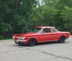8 Seriously Undervalued Cars That Should Be Classics...Chevrolet Corvair Monza valued today $12,000