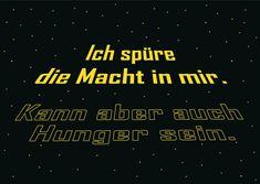 Star Wars | Humor | Echte Postkarten online versenden | Gutsch Verlag