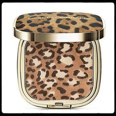 D & G leopard makeup<3<3