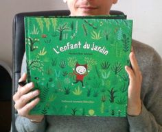Mariana Ruiz Johnson Illustrations: My new book. The Garden Child. Gallimard Jeunesse, 2015