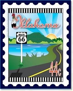 Oklahoma State - A Mini-Panel created by Debra Gabel