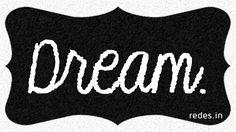 dream Do It Yourself – Inspirational Wall Art Using Shoe Box Lid #ShoeBoxLid #Inspirational #Quotes #WallArt #FreeTemplate